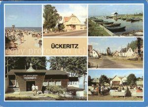 ueckeritz Usedom  Kat. ueckeritz Usedom