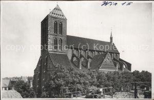 Wismar Mecklenburg Vorpommern St.Nikolaikirche / Wismar /Wismar Stadtkreis