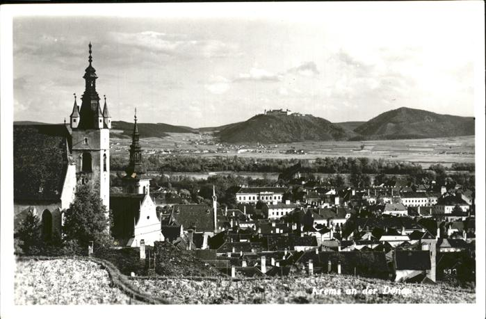 Krems Donau  Kat. Krems an der Donau
