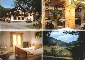 Schwarzau Gebirge gasthof u.Pension Nothnagel Kat. Schwarzau im Gebirge