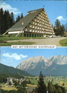 Bad Mitterndorf Sonnenalm Kat. Bad Mitterndorf