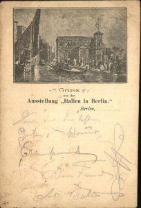 Berlin Ausstellung