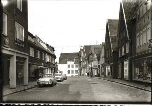 Otterndorf Marktstrasse Autos Kat. Otterndorf