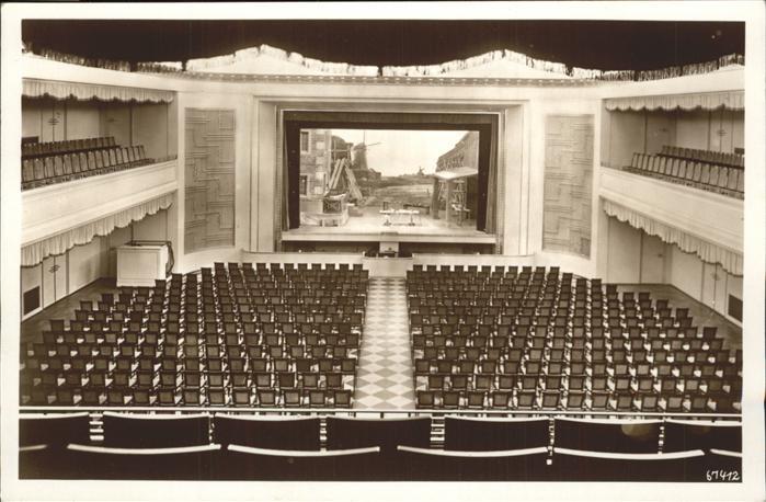 Leuna Feierabendhaus Theater  Kat. Leuna