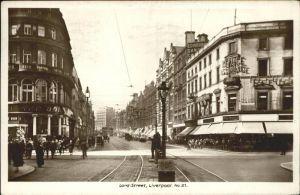 Liverpool Lord Street Kat. Liverpool