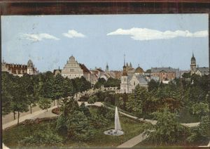 Wittenberg Lutherstadt Panorama / Wittenberg /Wittenberg LKR