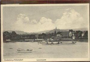 41421015 Bad Godesberg Leonardusstift Schiff Rhein Bonn Bad_Godesberg