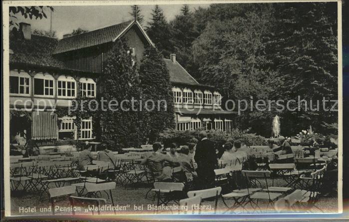 Blankenburg Harz Hotel u.Pension
