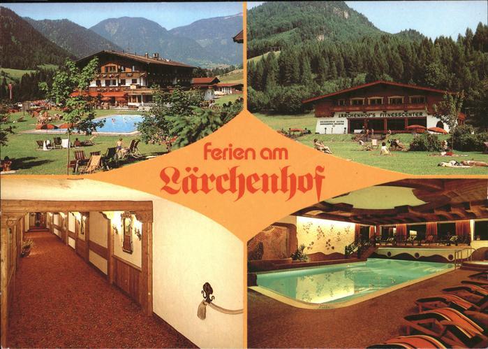 Erpfendorf Pension Hotel