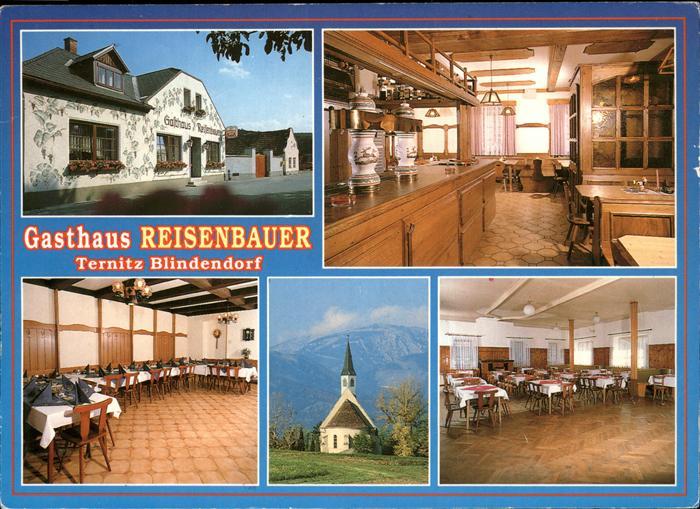 Ternitz Gasthaus Reisenbauer Kapelle