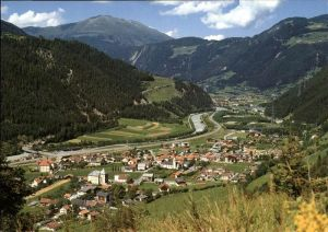 Ried Innkreis Panorama im Oberinntal Kat. Ried im Innkreis