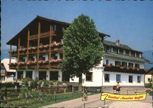 Bad Mitterndorf Gasthof Pension Kogler Kat. Bad Mitterndorf Salzkammergut