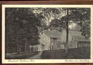 Tambach Dietharz Gasthaus am Nesselberg Kat. Tambach Dietharz