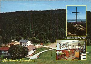 Aigen Muehlkreis Gasthaus Panyhaus Baerenstein Gipfelkreuz Kat. Aigen im Muehlkreis