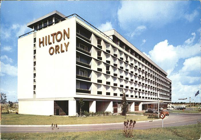 Orly Hotel Hilton Kat. Orly