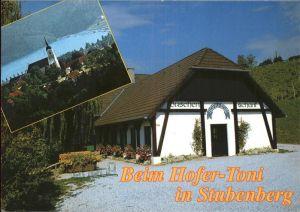Stubenberg Steiermark Buschenschank