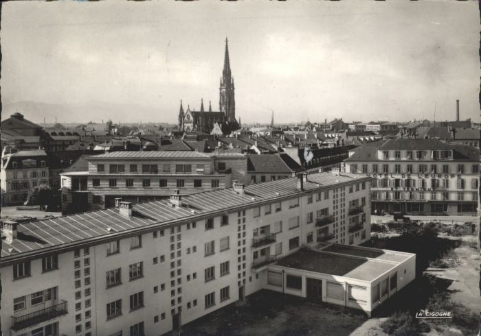 ww82863 Mulhouse Muehlhausen Mulhouse  x Kategorie. Mulhouse Alte Ansichtskarten