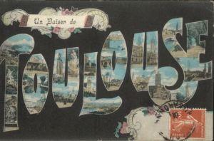 ww72959 Toulouse Haute-Garonne Toulouse  x Kategorie. Toulouse Alte Ansichtskarten