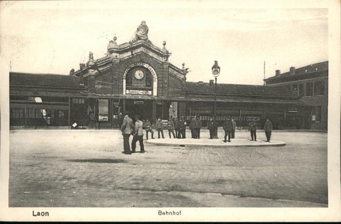 Laon Bahnhof x