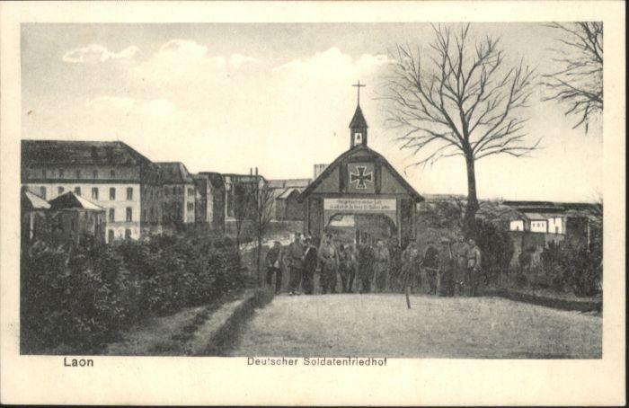 Laon Deutscher Soldatenfriedhof *