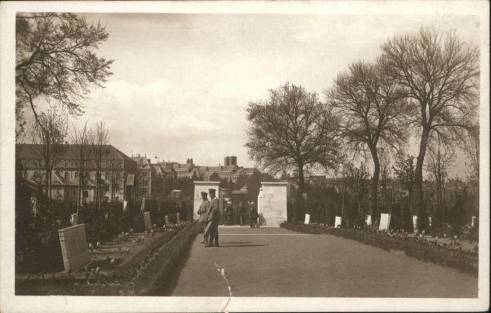 Laon Deutscher Friedhof *