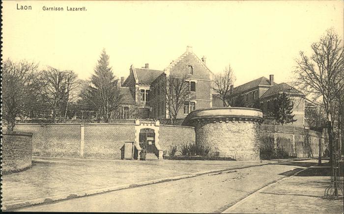 Laon Garnison Lazarett Kat. Laon