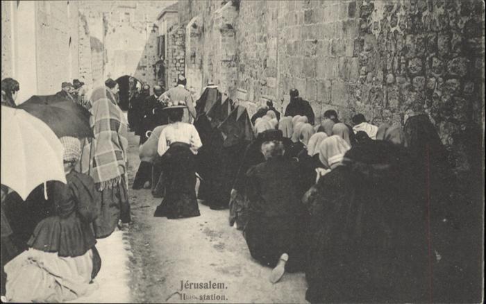 Jerusalem Yerushalayim Jerusalem Station * / Israel /
