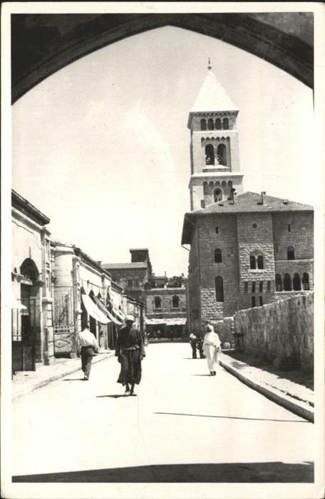 Jerusalem Yerushalayim Lutheran Church / Israel /