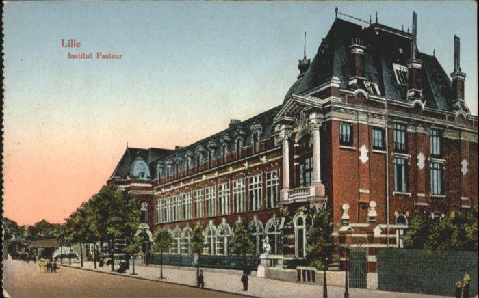 Lille Nord Lille Institut Pasteur x / Lille /Arrond. de Lille