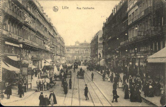 Lille Nord Lille Rue Faidherbe  x / Lille /Arrond. de Lille