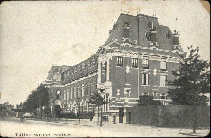 Lille Nord Lille Institut Pasteur * / Lille /Arrond. de Lille