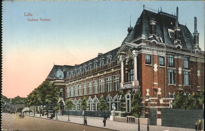 Lille Institut Pasteur Kat. Lille