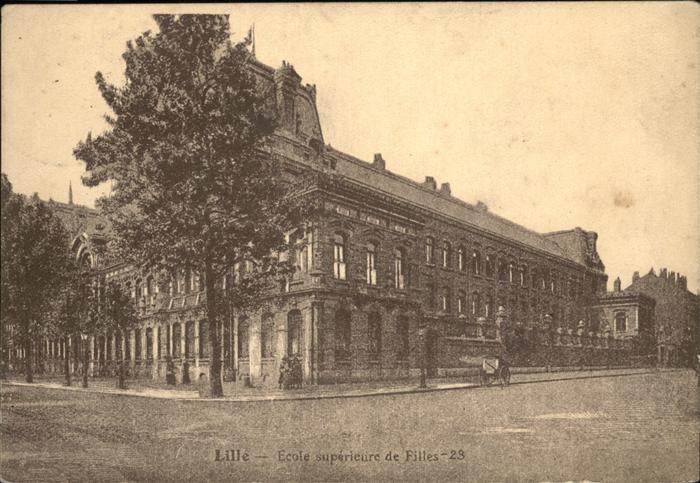 Lille Ecole Superieure de Filles Kat. Lille