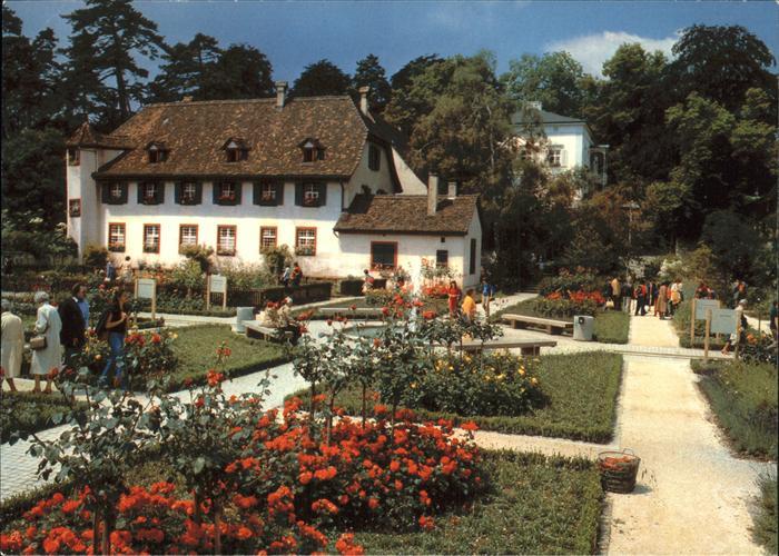 Basel Garten und Landschaftsbau Ausstellung Kat. Schweiz