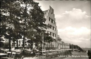 Koblenz Berghotel Rittersturz *