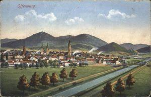 Offenburg Gesamtansicht / Offenburg /Ortenaukreis LKR