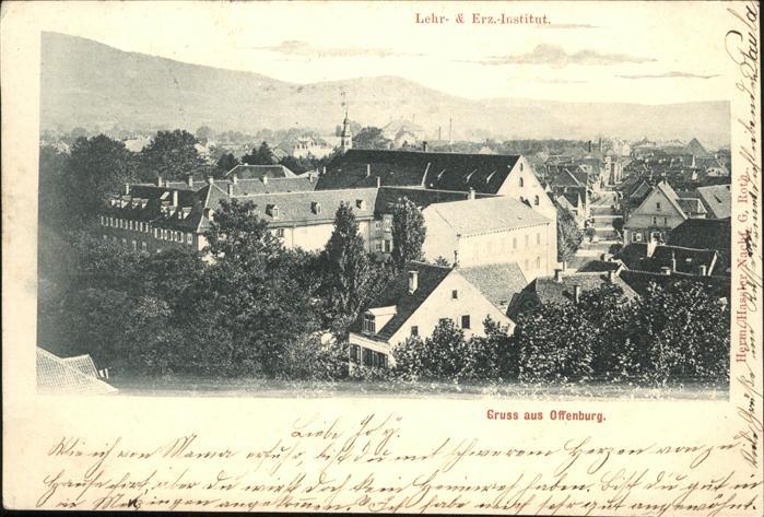 Offenburg Lehr- und Erziehungsinstitut / Offenburg /Ortenaukreis LKR