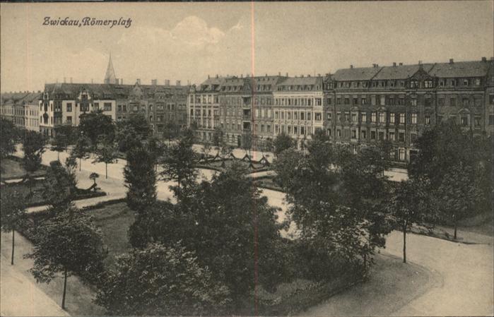 Zwickau Roemerplatz *