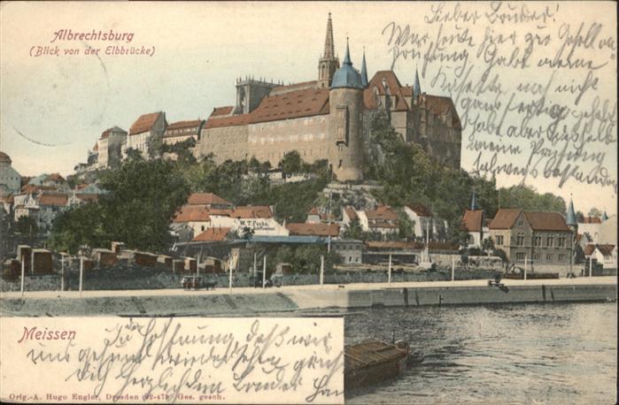 Meissen Albrechtsburg  x
