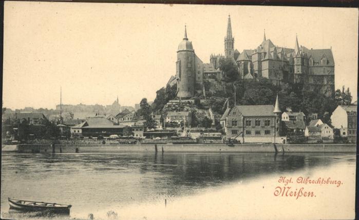 Meissen Albrechtsburg *