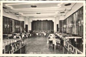 Koeln [Handschriftlich] Salle des Fetes