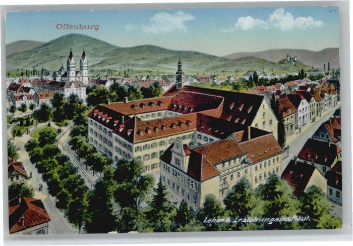 Offenburg Lehr- und Erziehungsanstalt *