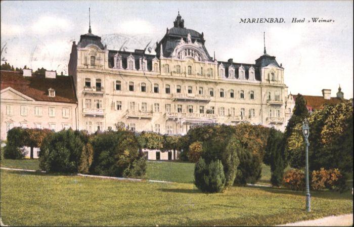 Marienbad Hotel Stern