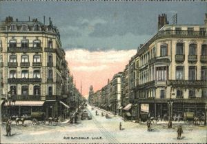 Lille Rue Nationale *