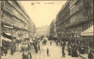 Lille Rue Faidherbe  *