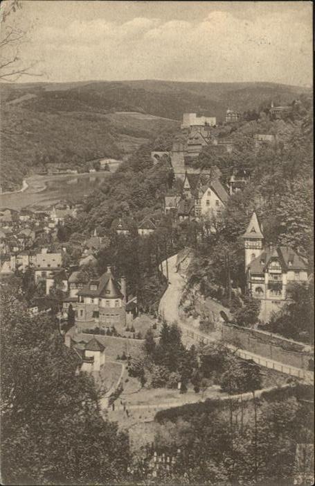 Heidelberg Totalansicht Kat. Heidelberg