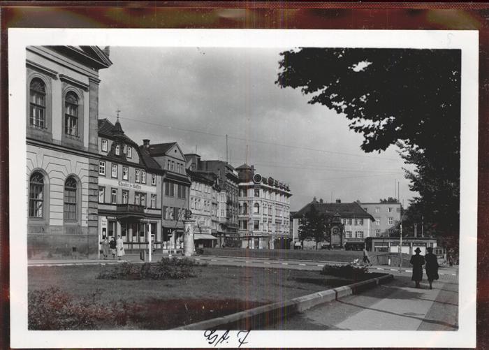Gotha Thueringen Arnoldiplatz / Gotha /Gotha LKR