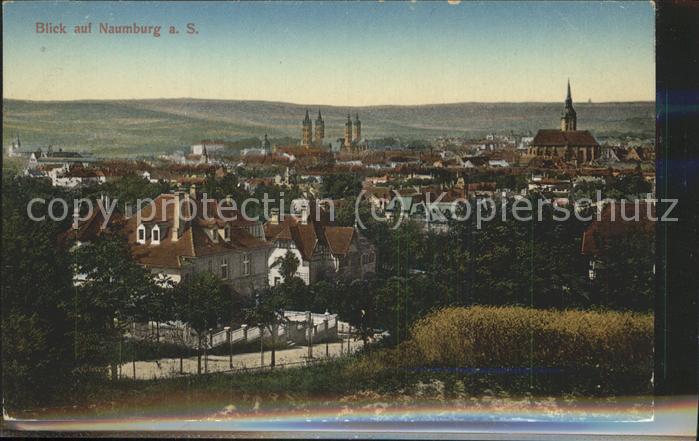 Naumburg Saale Stadt Kat. Naumburg