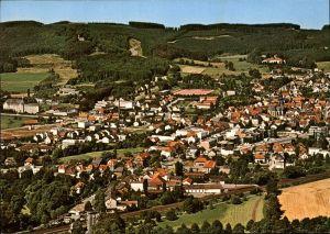 Bad Driburg Panorama Eggegebirge Teutoburger Wald Kat. Bad Driburg