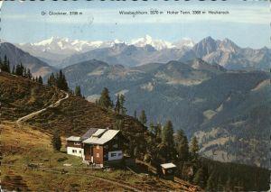 Wagrain Salzburg Wagrainerhaus Gr. Glockner Wiesbachhorn Hoher Tenn Kat. Wagrain